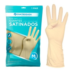 Guantes Stinados 100% Latex...