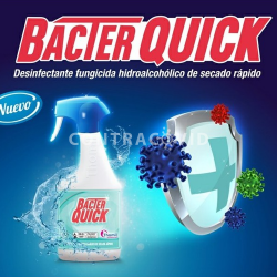 BACTER QUICK Desinfectante...