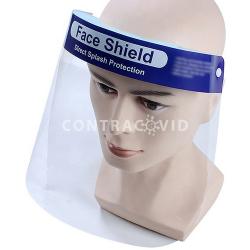 Pantalla protectora facial...