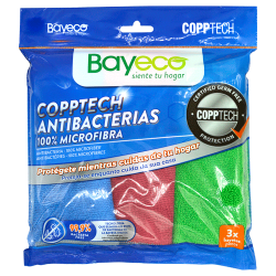 Bayetas Antibacterias...